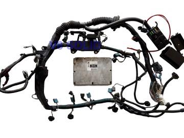 lexus v8 1 uz vvt i wiring harness complete wiring kit. Black Bedroom Furniture Sets. Home Design Ideas