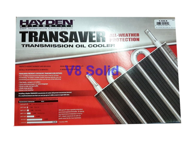Lexus V8 transmission cooler/ 1UZ vvt-i and 3UZ vvt-i