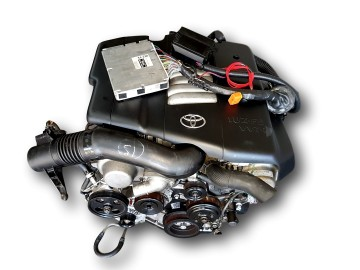 Lexus V8 1UZ vvt-i without automatic transmission 1UZ 085 5134