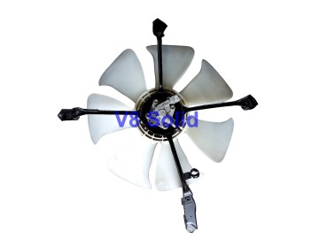 Lexus V8 Hydraulic fan blade / 1UZ vvt-i and 3UZ vvt-i